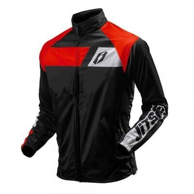 Jacket, Signal, Black/Red, Kids
