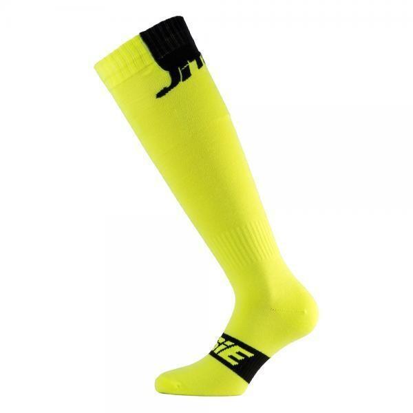 Socks, Long, Yellow/Black, Jitsie