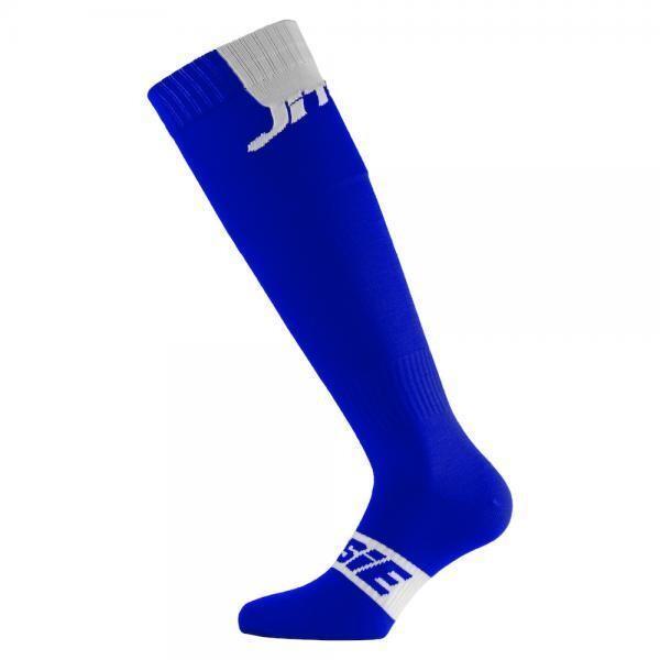 Socks, Long, Jitsie (Blue/White)