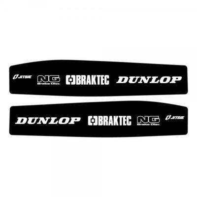 Graphics, Swingarm, Dunlop, Beta