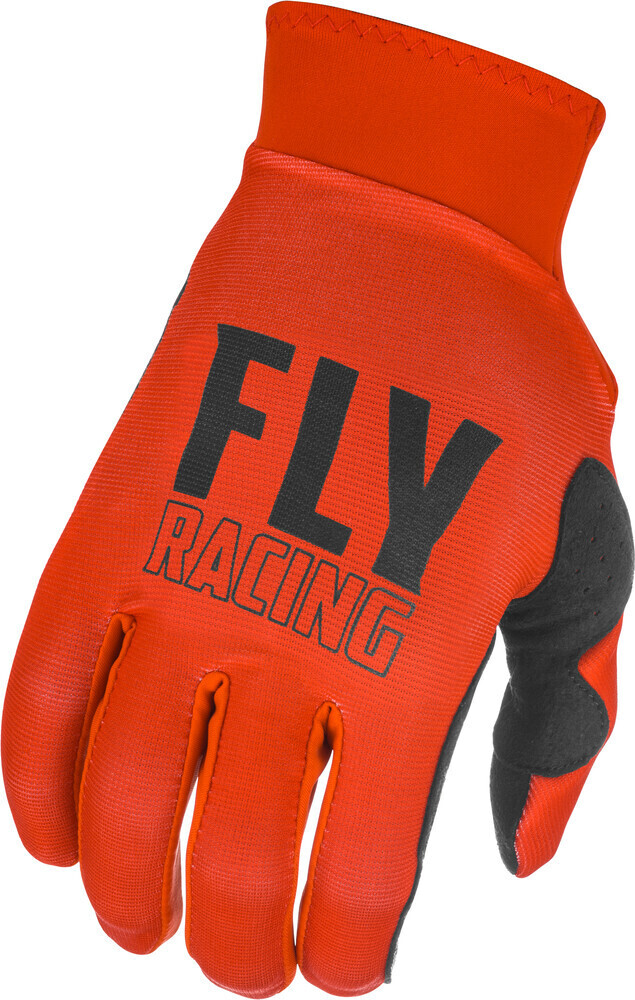 Gloves, Lite, Pro, Red/Black