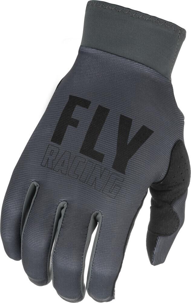 Gloves, Lite, Pro, Grey/Black