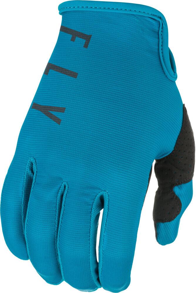 Gloves, Lite, Blue/Grey