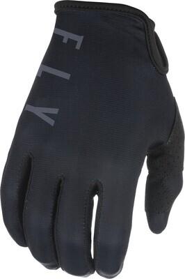 Gloves, Lite, Black, Kids