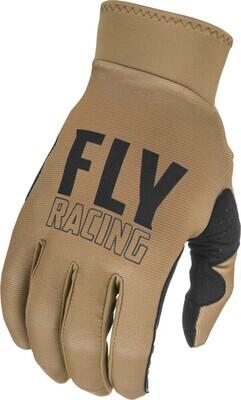 Gloves, Lite, Pro, Khaki/Black, Kids