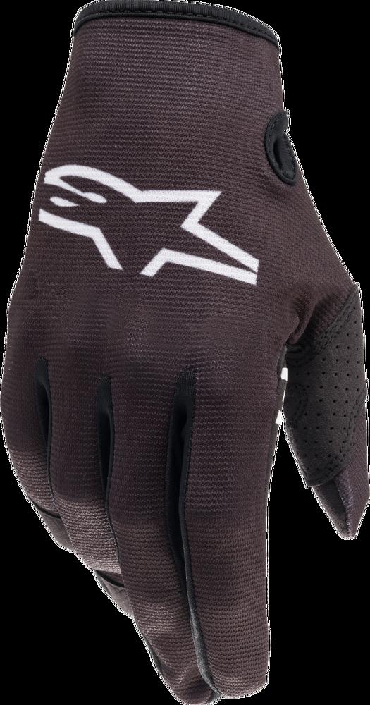 Gloves, Radar, Black/White