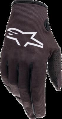 Gloves, Radar, Black, Kids