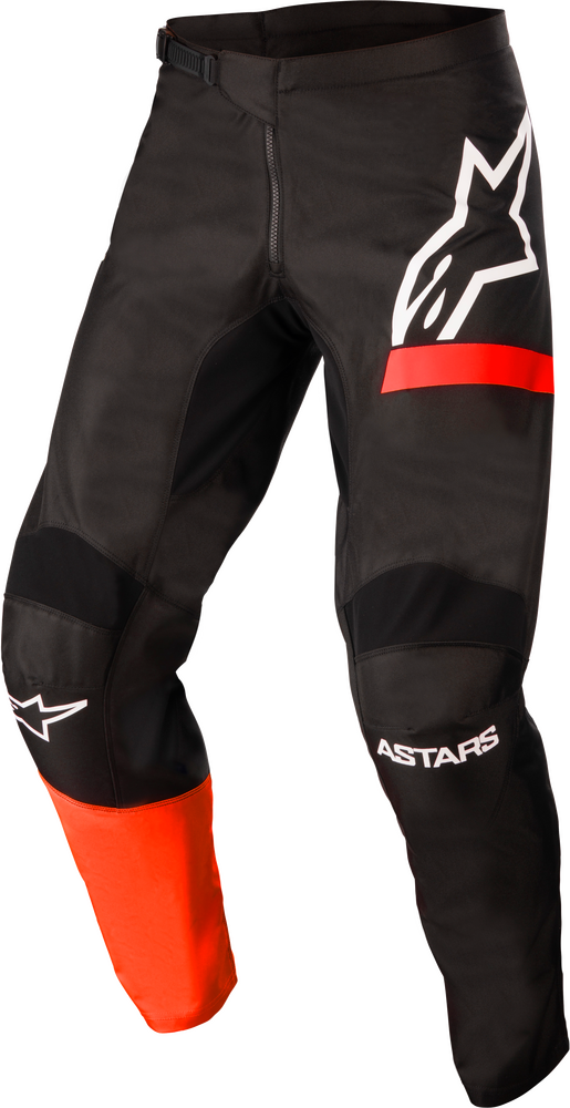 Pants, Racer, Kids, Alpinestars, (Black/Red)