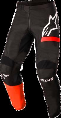 Pants, Racer, Black/Red, Kids