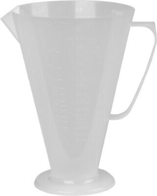 Measuring Cup, 2-Stroke Pre-Mix, Ratio Rite