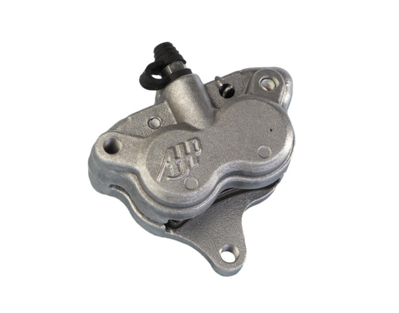 Caliper, Brake, Front/Rear, 4 Piston, ⌀25, AJP (Beta/Fantic/Montesa/Gas Gas/Scorpa)