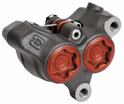Caliper, Brake, Front, ⌀25, Braktec (Gas Gas/Montesa/Sherco)