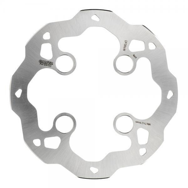 Disc, Front, Galfer (Montesa)