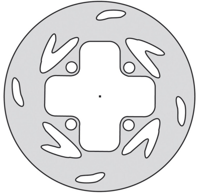 Disc, Front, NG (Gas Gas)