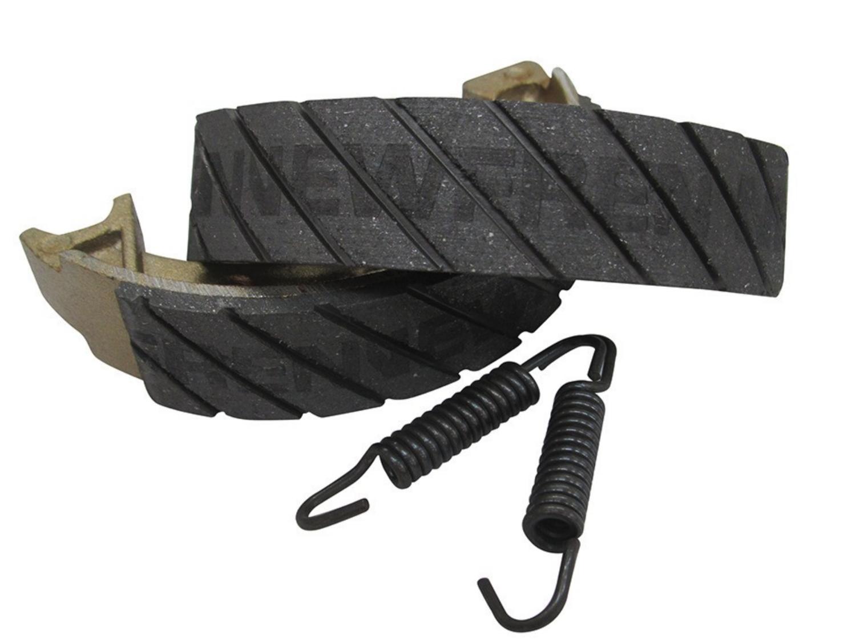 Brake Shoes, 125x25mm, NewFren (Fantic)