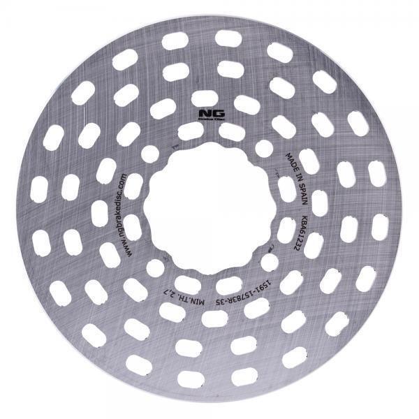Disc, Rear, NG (Sherco/Scorpa)