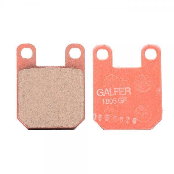 Brake Pads, FD065, Galfer