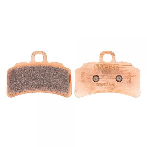 Brake Pads, FD511, Sintered, Galfer