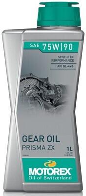 Gear Oil, Synthetic, 75W90, Motorex