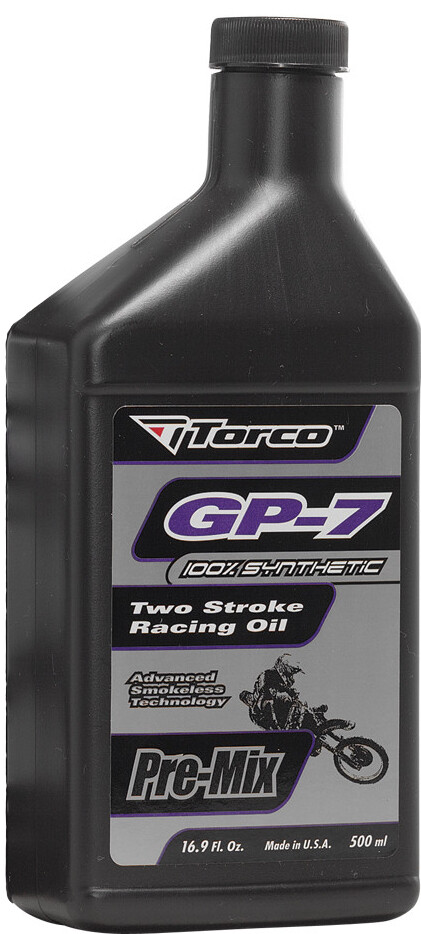 Oil, Premix, GP-7 2T, Synthetic, Torco