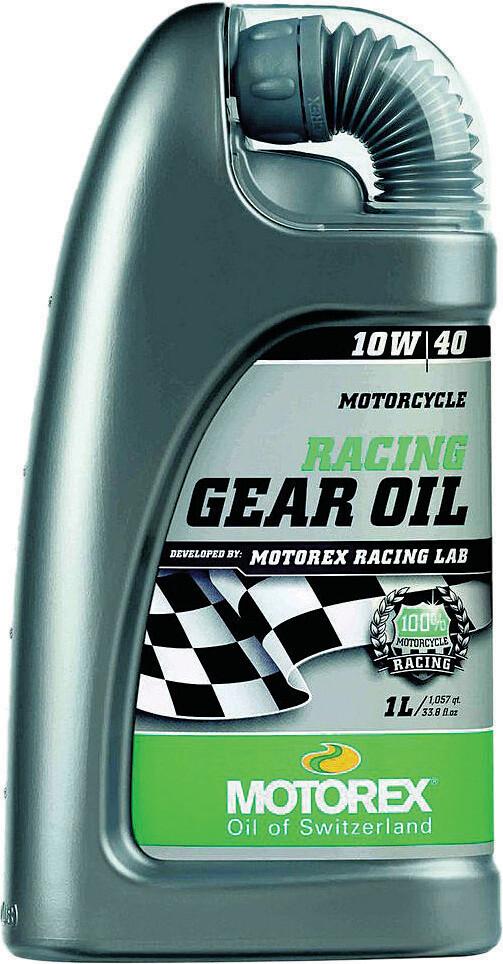 Gear Oil, Racing, 10W40, Motorex