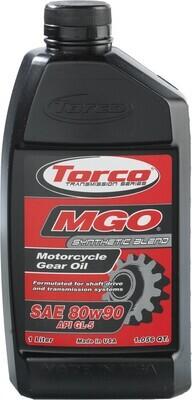 Gear Oil, MGO, 80W90, 1 Liter, Torco
