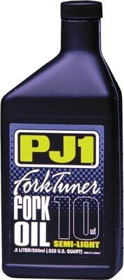 Fork Oil, Fork Tuner, 10W, 1 Liter, PJ1