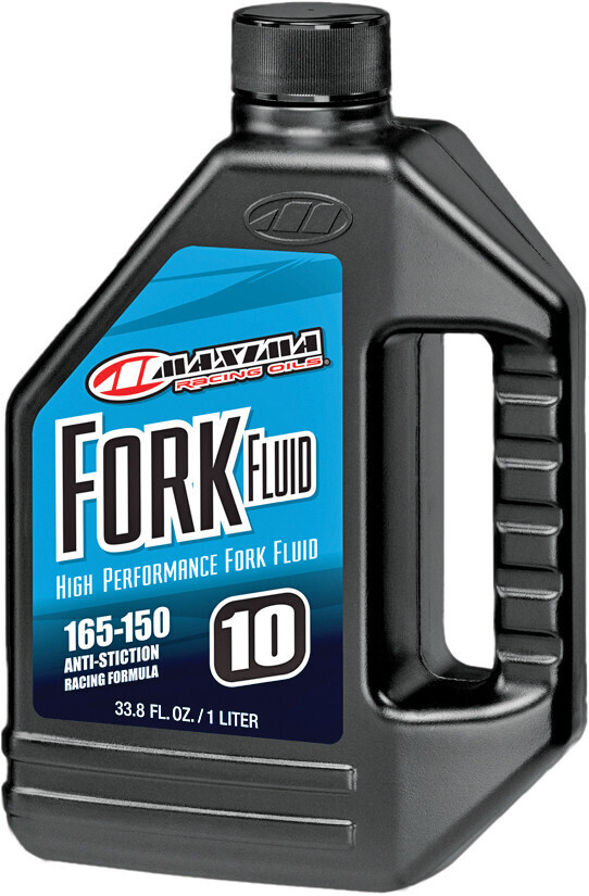 Fork Fluid, 165-150, 10W, 1 Liter, Maxima