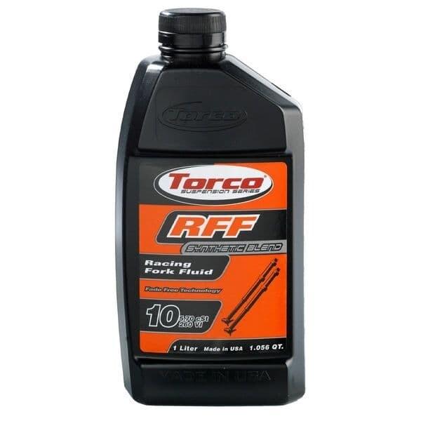 Fork Fluid, RFF, 10W, 1 Liter, Torco
