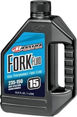 Fork Fluid, 235-150, 15W, 1 Liter, Maxima