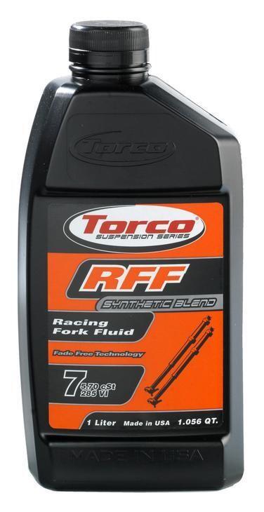 Fork Fluid, RFF, 20W, 1 Liter, Torco