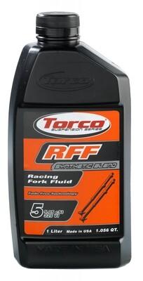 Fork Fluid, RFF, 5W, 1 Liter, Torco