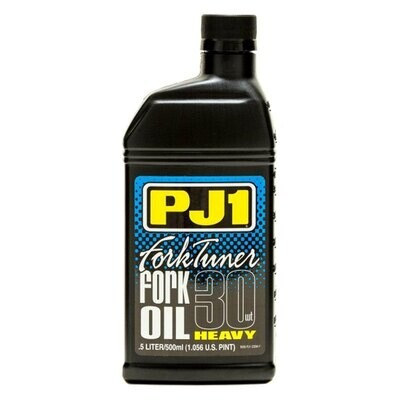 Fork Oil, Fork Tuner, 30W, 1 Liter, PJ1
