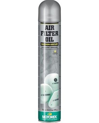 Oil, Air Filter, Spray (25.4 oz), Motorex