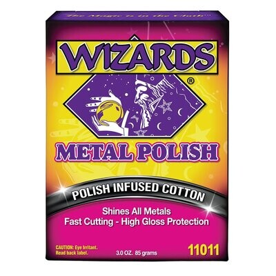 Polish, Infused, Metal Renew, 3 OZ, Wizard's