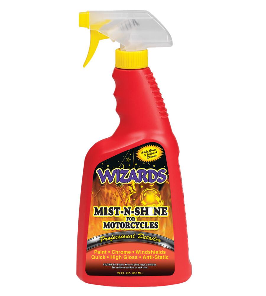 Detailer, Spray, Mist-N-Shine, 22 OZ, Wizard's