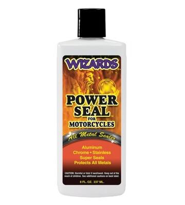 Sealer, Liquid, Power Seal, 8 OZ, Wizard's
