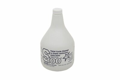Cleaner, Spray, Total Cycle, Refill, 33.8 OZ, S100