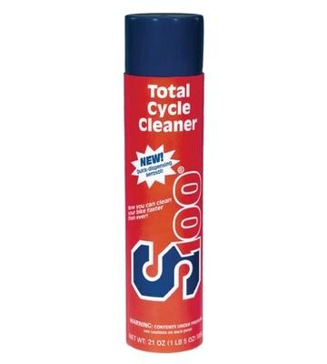 Cleaner, Aerosol, Total Cycle, 21 OZ, S100