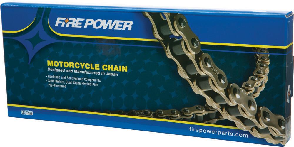 Chain, 520, Standard, Fire Power