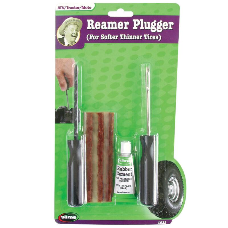 Kit, Plugger, Tire Repair, Slime