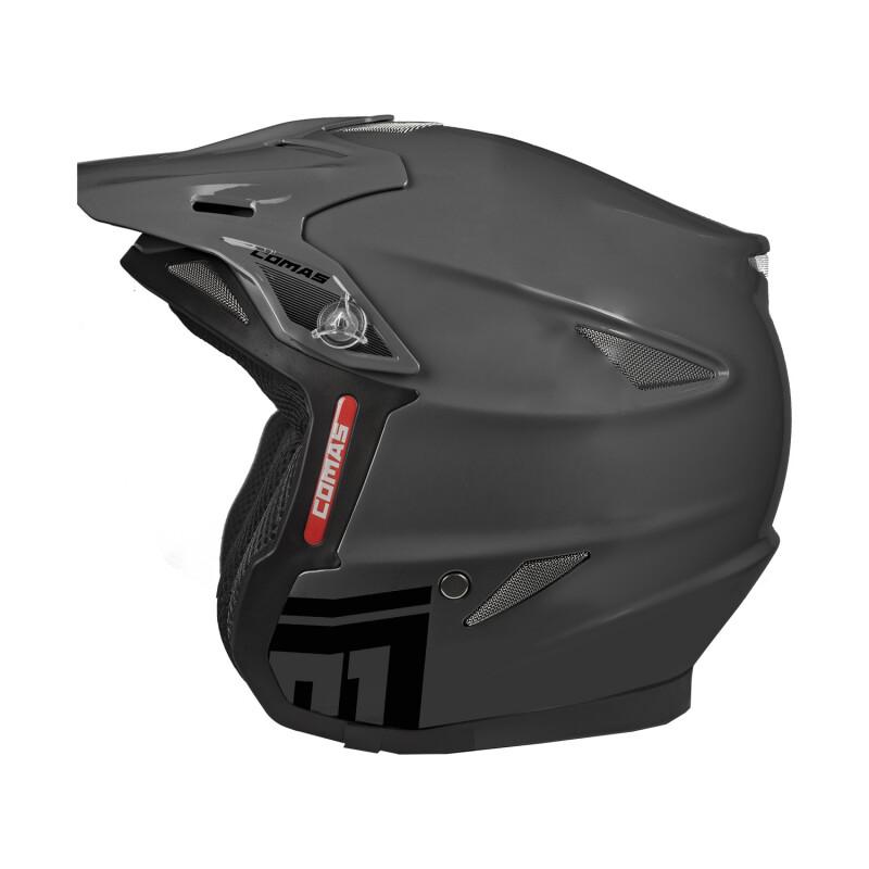 Helmet, CT01, Classic, COMAS (Grey)