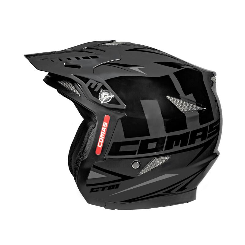 Helmet, CT01, Race, COMAS (Grey)