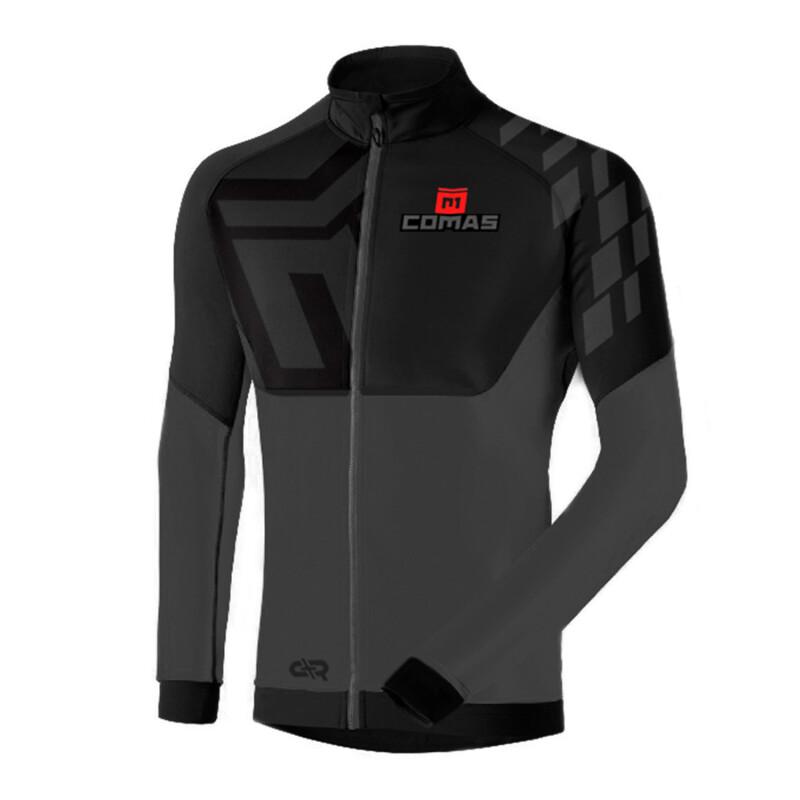 Jacket, Technical, Soft-shell, COMAS (Kid)