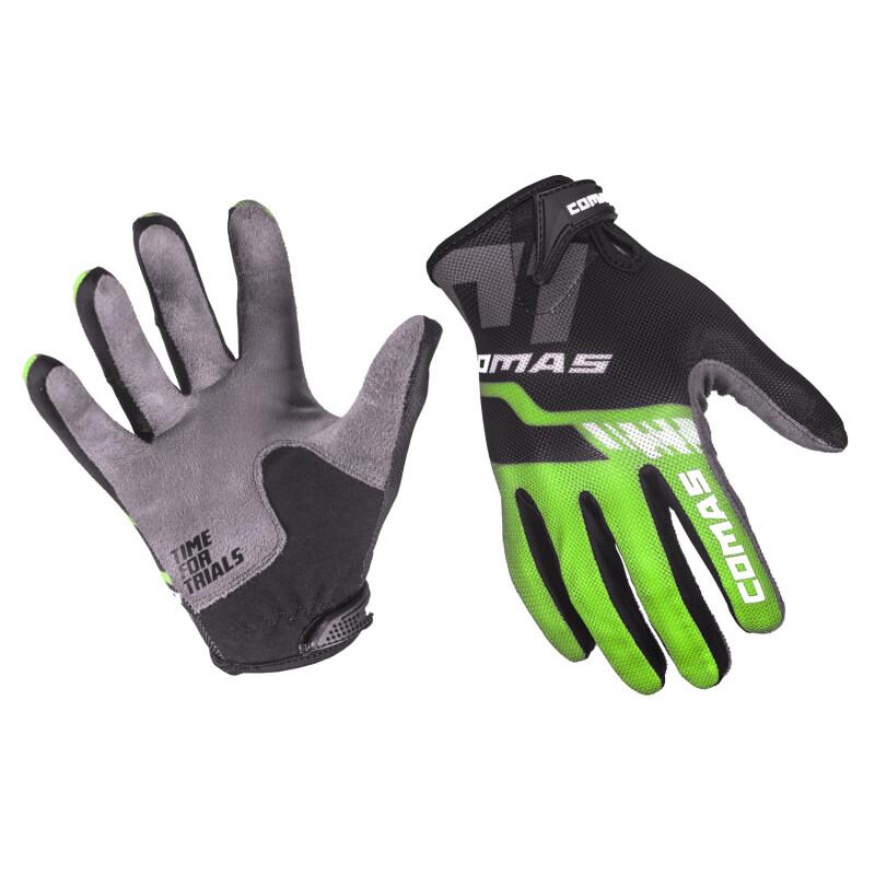 Gloves, Race, COMAS (Green)