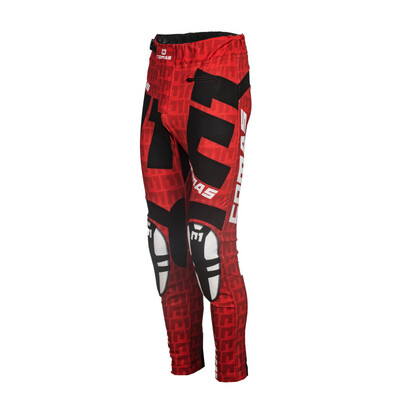 Pants, Technical, COMAS (Red)