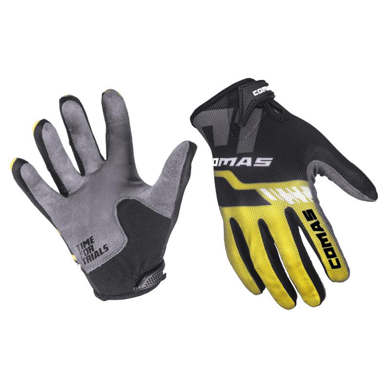 Gloves, Race, COMAS (Yellow)