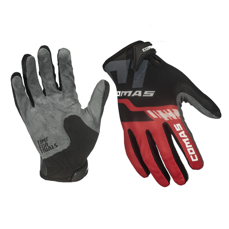 Gloves, Race, COMAS (Red)