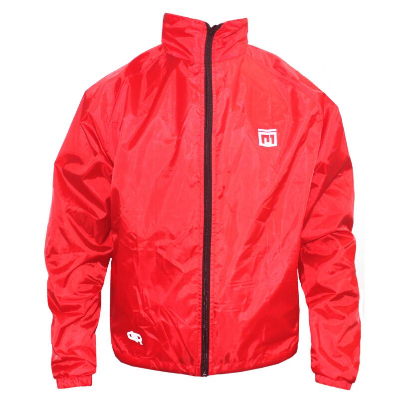 Jacket, Technical, Rain, COMAS (Red)