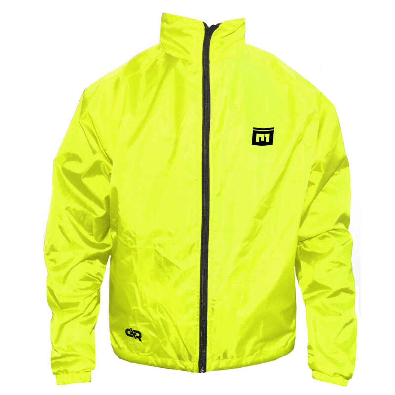 Jacket, Technical, Rain, COMAS (Yellow)